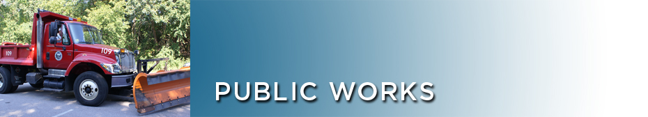 ~Department of Public Works | Bulky Items