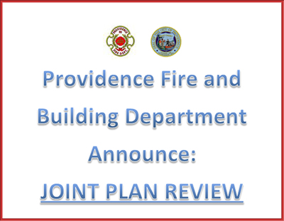 Joint Plan Review