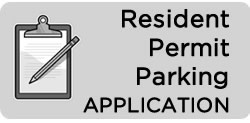 Resident Permit Parking | Application