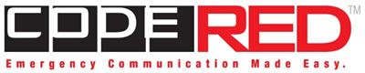 CODE RED - Emergency Communications Made Easy.