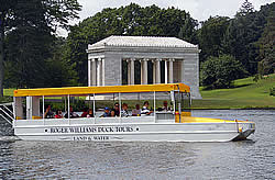 Roger Williams Park Duck Boat Tours