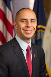 Mayor Jorge O. Elorza